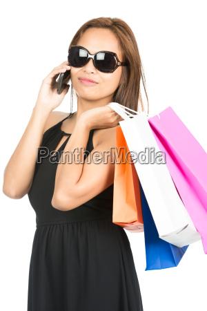 hip asian shopper sonnenbrille mode taschen