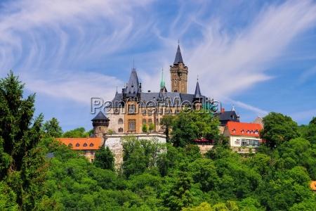 wernigerode schloss wernigerode castle 02
