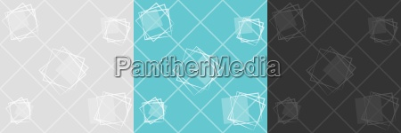 seamless background pattern squares vector