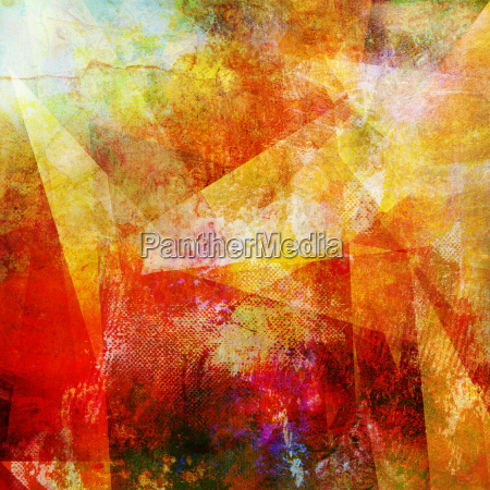 abstract painting texture reds