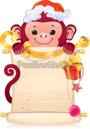 die red fire monkey ist ein