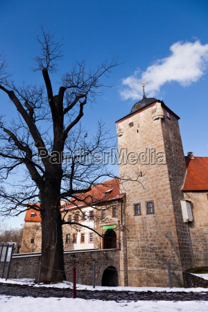 water castle kapellendorf