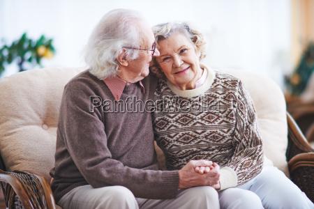 amorous senioren