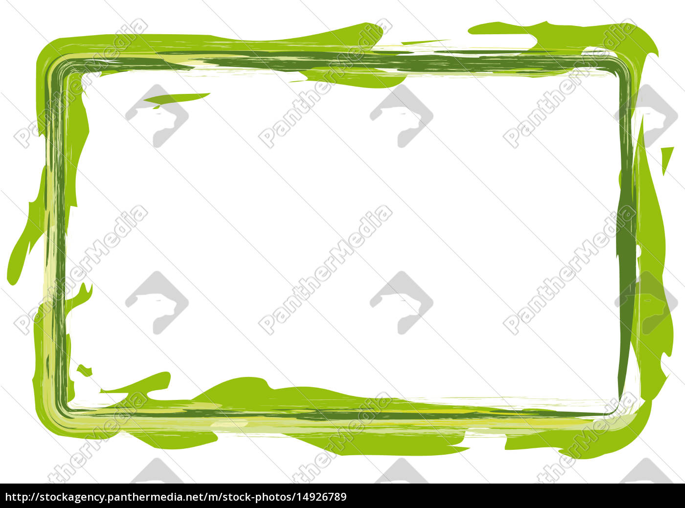 Rahmen gemalt - Lizenzfreies Bild - #14926789 - Bildagentur PantherMedia