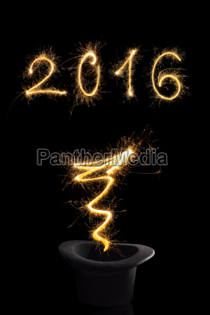magical new year 2016