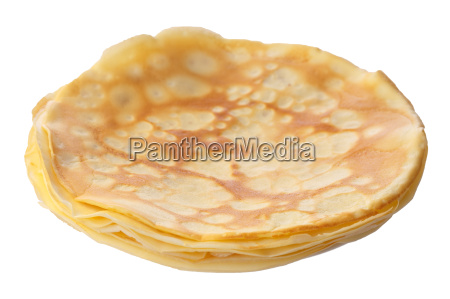 crepes isolated