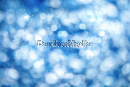 blue, bokeh, background, , ideal, for, christmas - 14932523