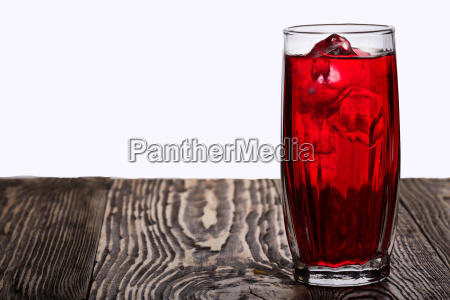 iced hibiskus tee rosella