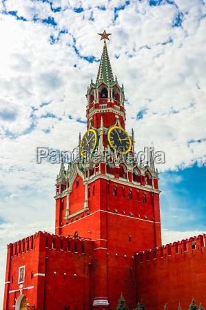 ancient moscow kremlin