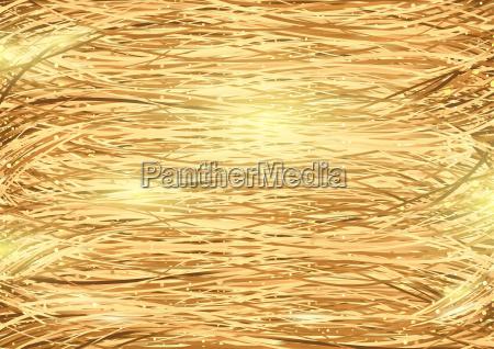 golden threads background