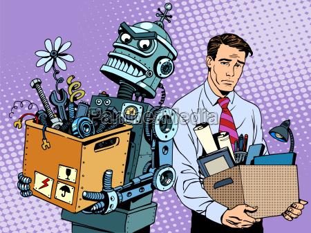 neue technologien roboter menschliche ersetzt