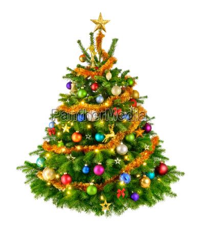 perfect colorful christmas