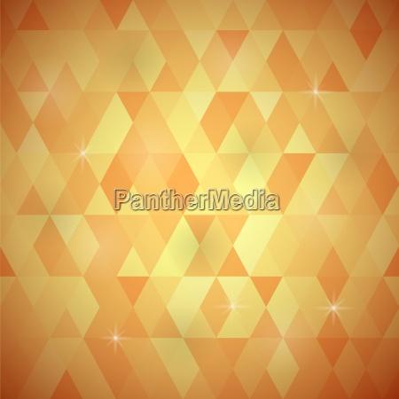 abstract orange background orange geometric retro