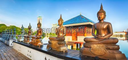 seema malaka tempel panorama