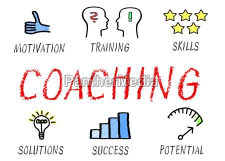 coaching training und leistung