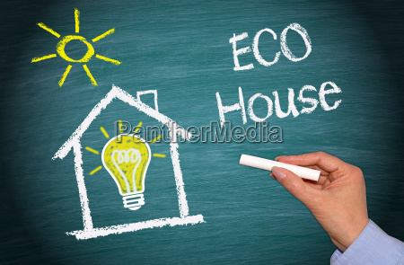eco haus green energy home