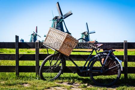 das fahrrad in holland