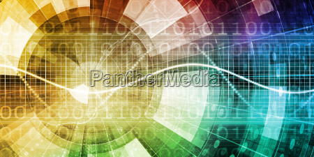 technologie abstract