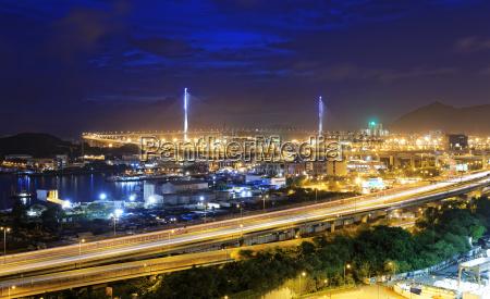 hong kong west kowloon corridor highway