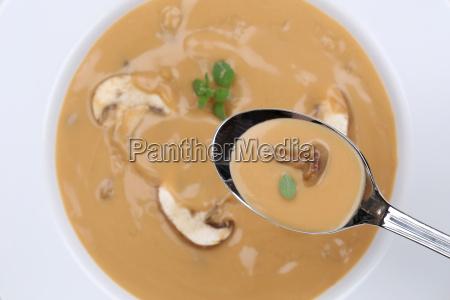 mushroom soup eat mushroom mushrooms soup