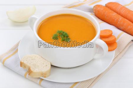 carrot soup carrot soup fresh carrot