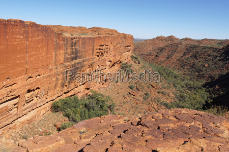 kings canyon australien