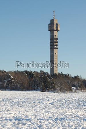stockholm tv tower