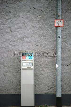 alter ticketautomat