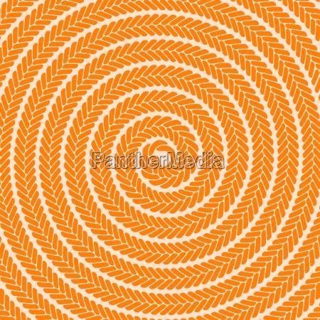abstract orange spiral pattern abstract orange