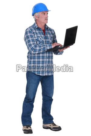 diy fan with laptop