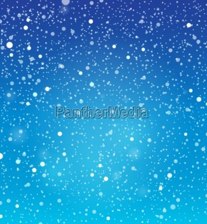 abstraktes schneethema hintergrund 4