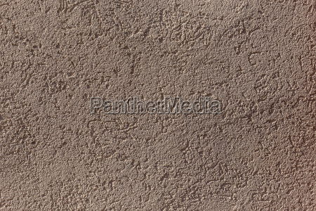 plastered concrete wall