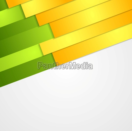 abstract bright corporate background with paper