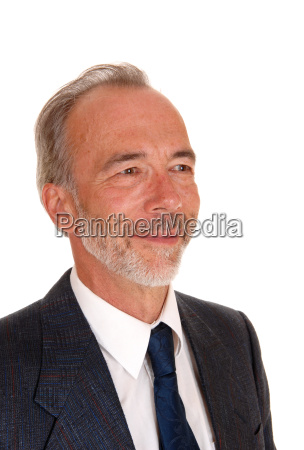 portrait of middle age man in