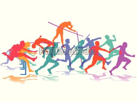 athletics sports