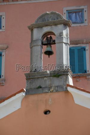 belfry in labin croatia