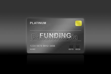 finanzierung platin karte