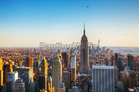 new york city stadtbild