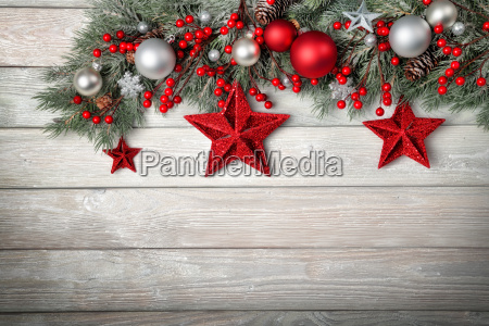 modern wood background for christmas