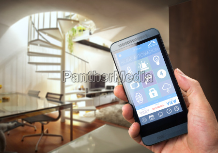 smart home device home control