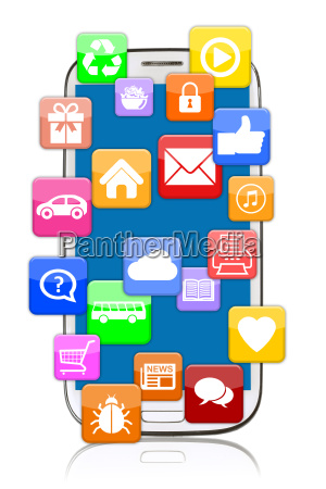 smartphone mit application apps app download