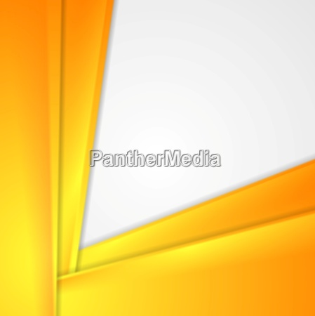 abstract tech orange background