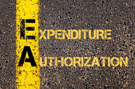 business, acronym, ea, as, expenditure, authorization - 15490451