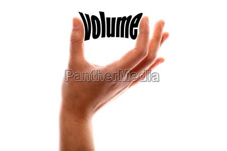 smaller volume concept