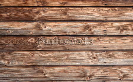 brown horizontal slightly weathered plank wall