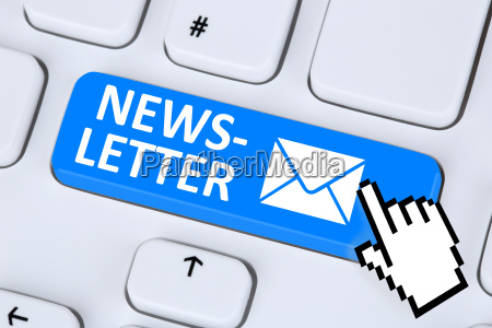 newsletter letter send email on the