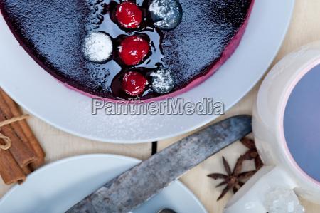 englisch tee und dessert
