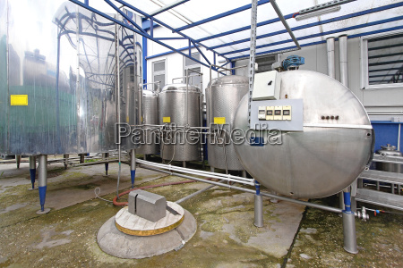 mini dairy factory