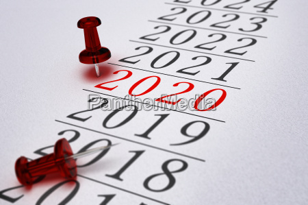 2020 two thousand zwanzig