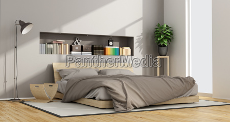helle contemporary bedroom